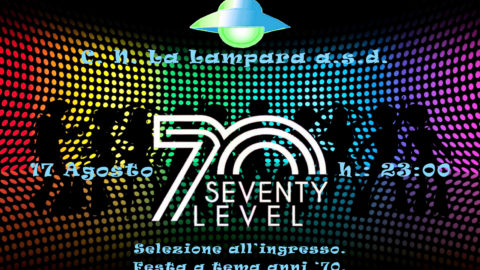 Serata dance con i Seventy level